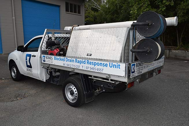 Blocked Drains Bones Plumbing Amp Roofing Sunshine Coast Qld