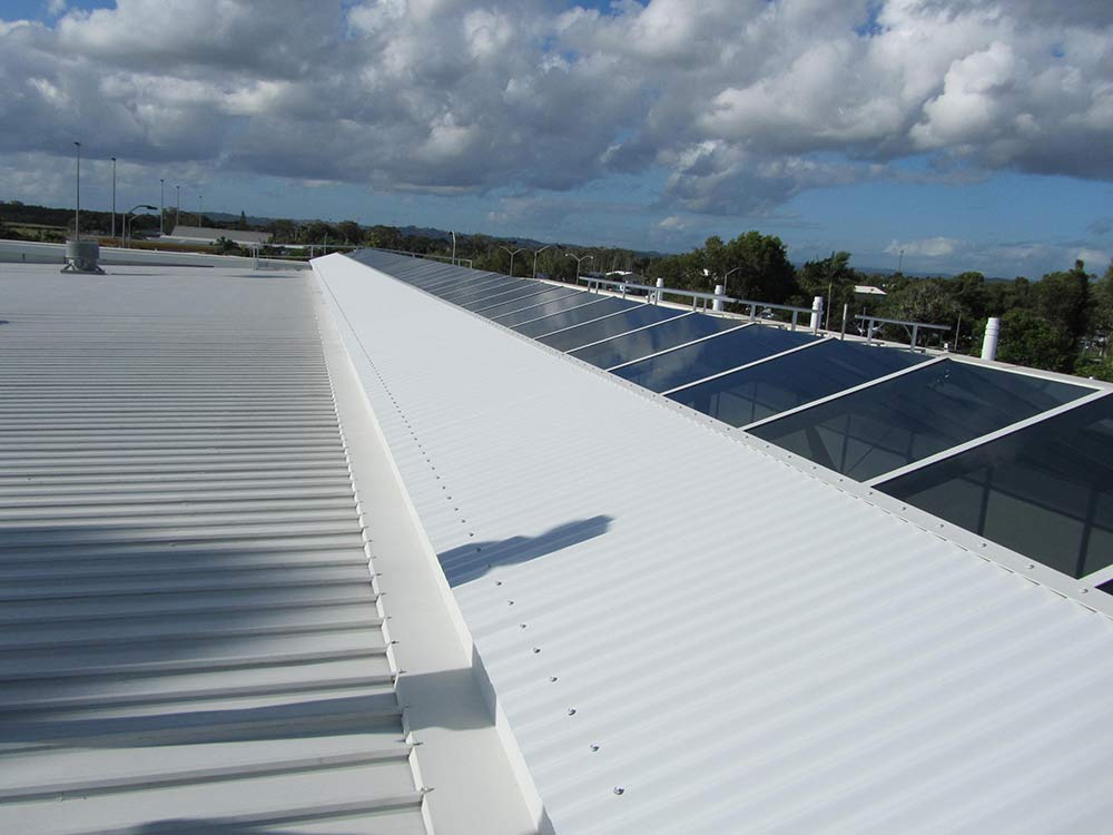 Roof And Gutter Bones Plumbing Amp Roofing Sunshine Coast