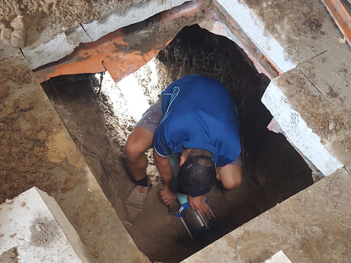Repairs To Water Main1